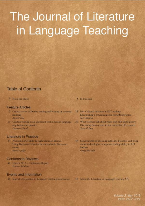 Language Teaching Journal