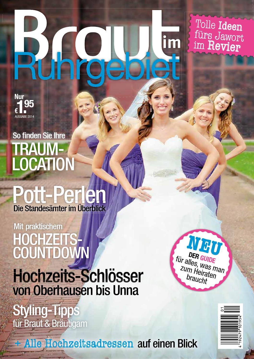 Braut im Ruhrgebiet by Bruidmedia  issuu