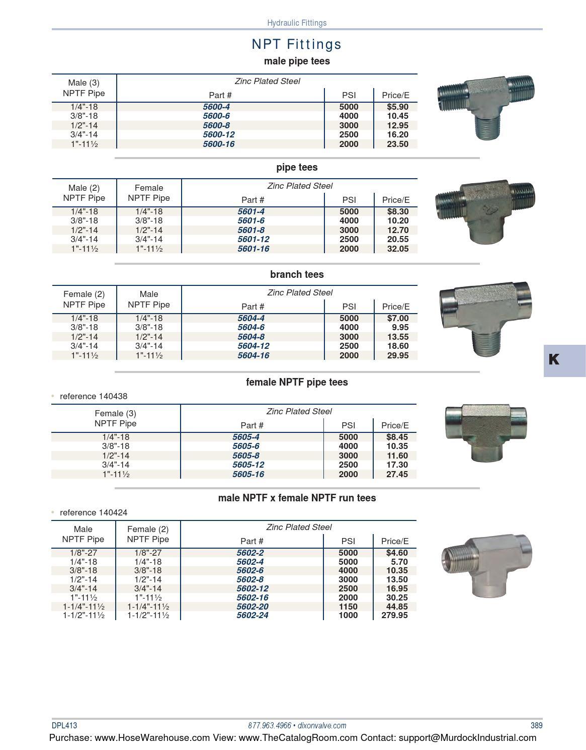 Dixon main catalog 2013 part 2 final by Murdock Industrial