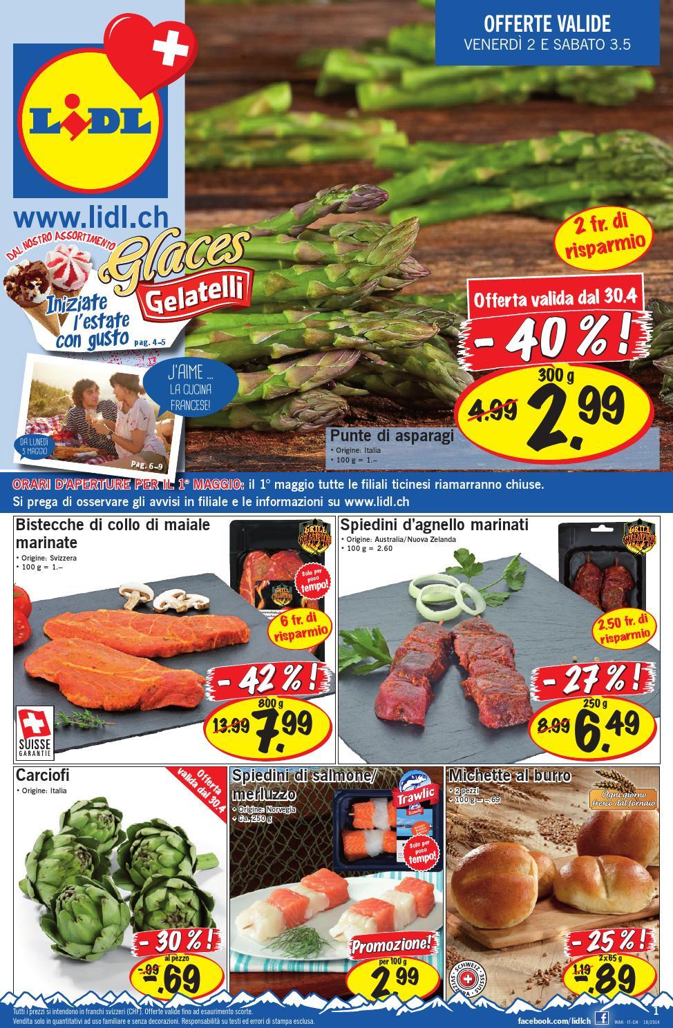 Lidl italiano food by catalogofree  issuu