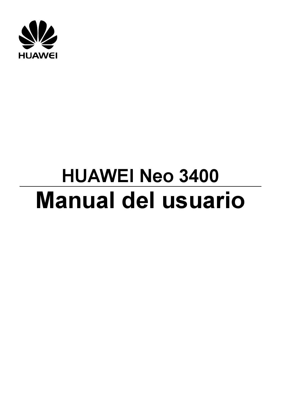 Manual de usuario NEO-3400 by COTEL Comercial Telefónica S