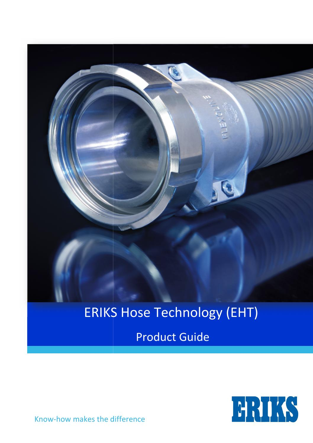 ERIKS Hose Technology EHT Product guide by carll  issuu