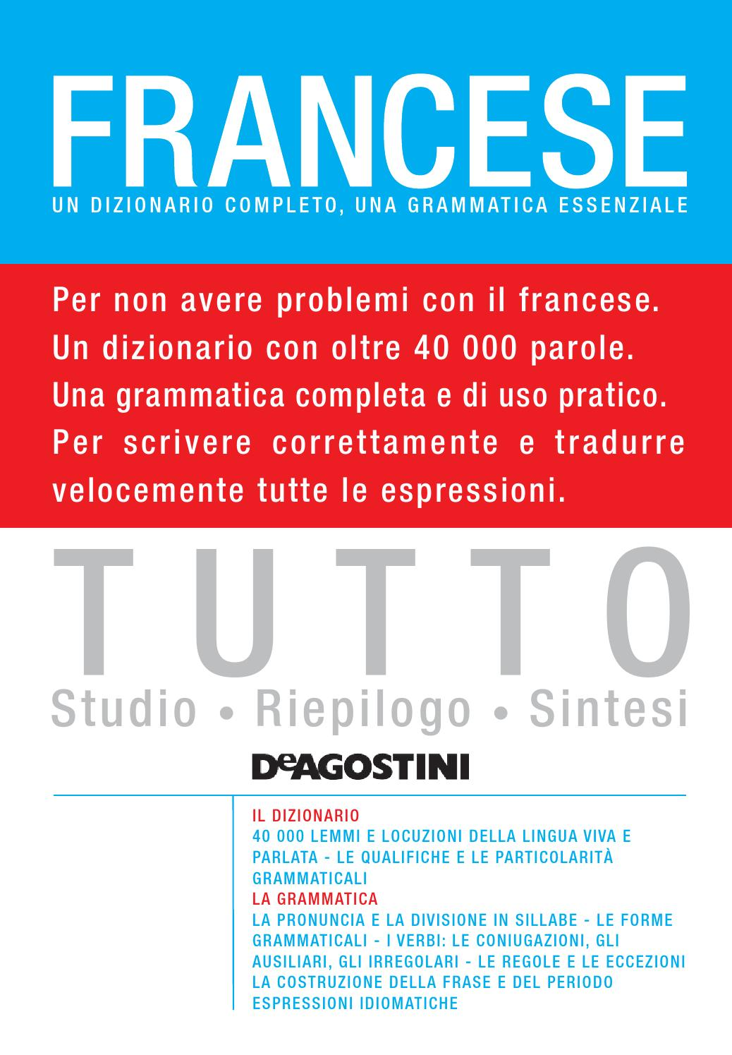 Tutto  Francese by Materiali  issuu