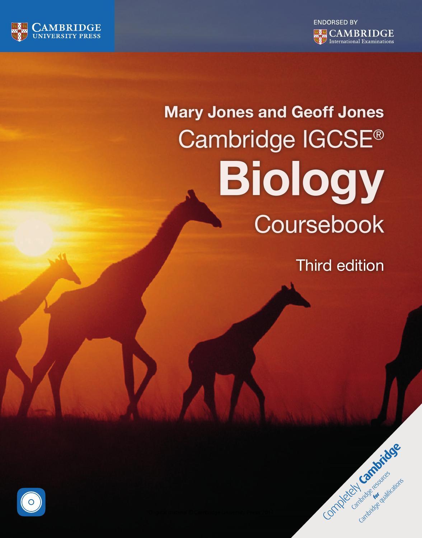 Cambridge IGCSE Biology Coursebook (third edition) by Cambridge University Press Education - issuu