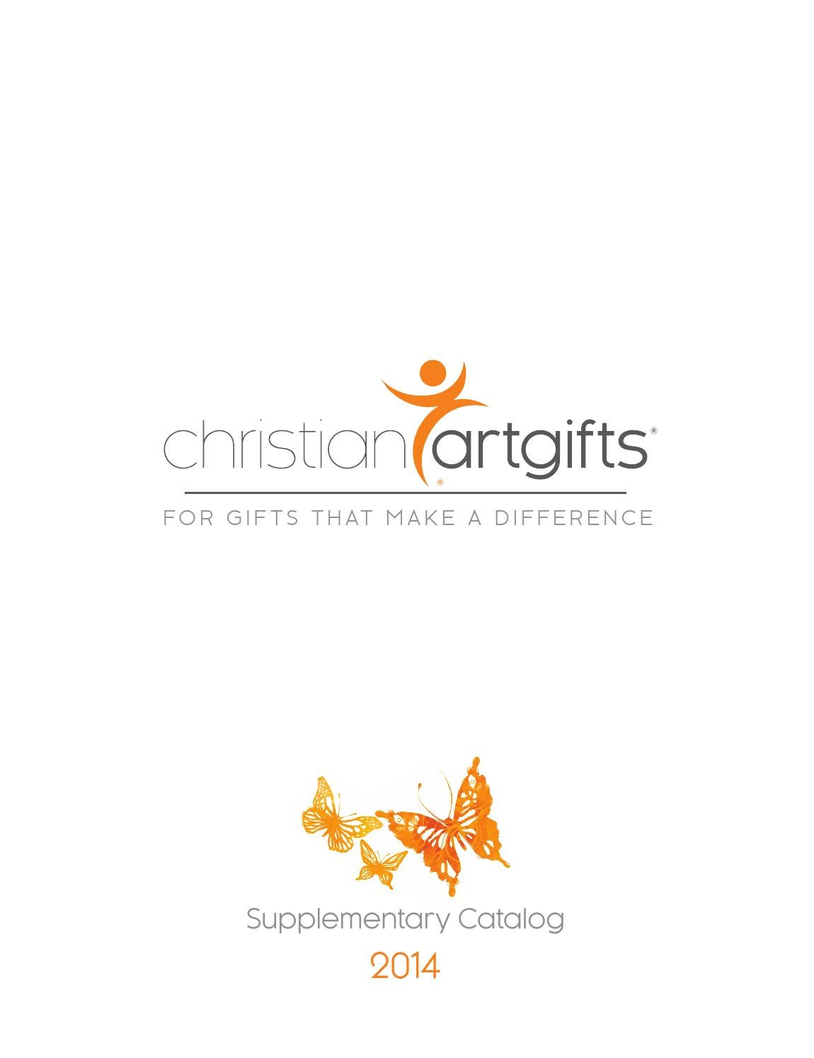 Christian Art Gifts Supplementary Catalog 2014 by Semillas