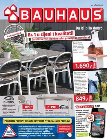 Novi Bauhaus Katalog Za Kolovoz
