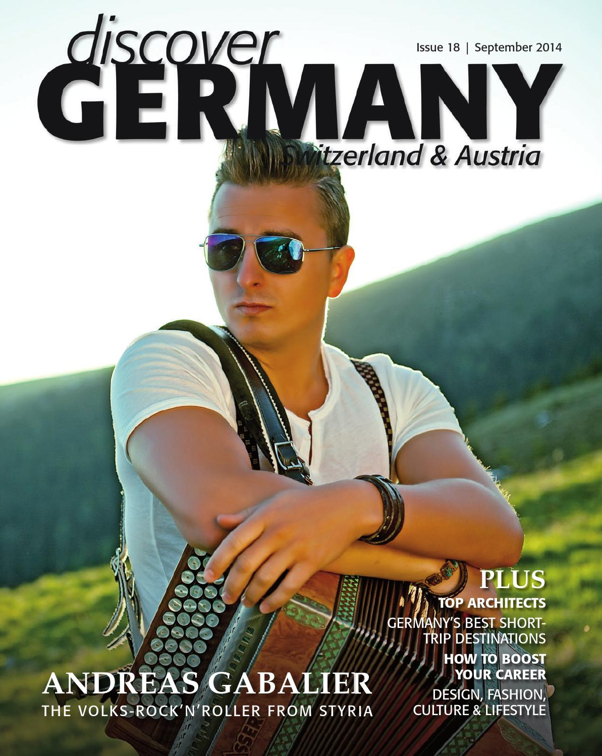 Feuerring Deutschland Discover Germany Issue 18 September 2014 By Scan Group