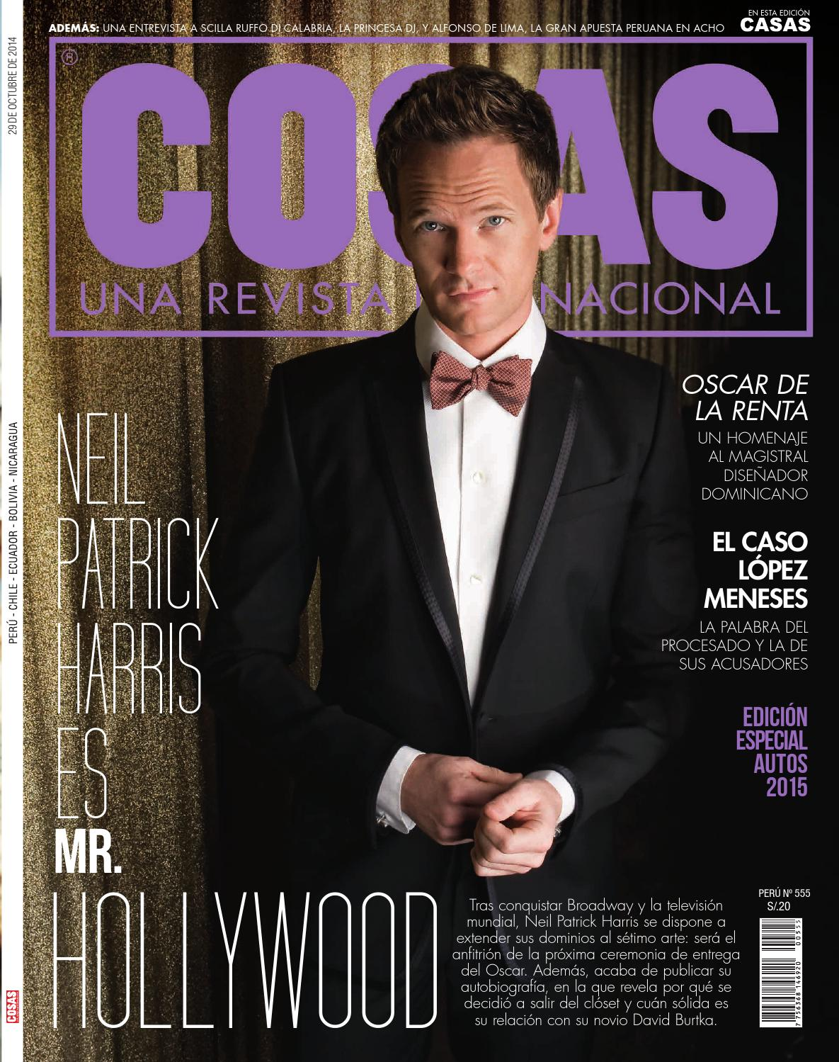 Revista Cosas Peru Year of Clean Water