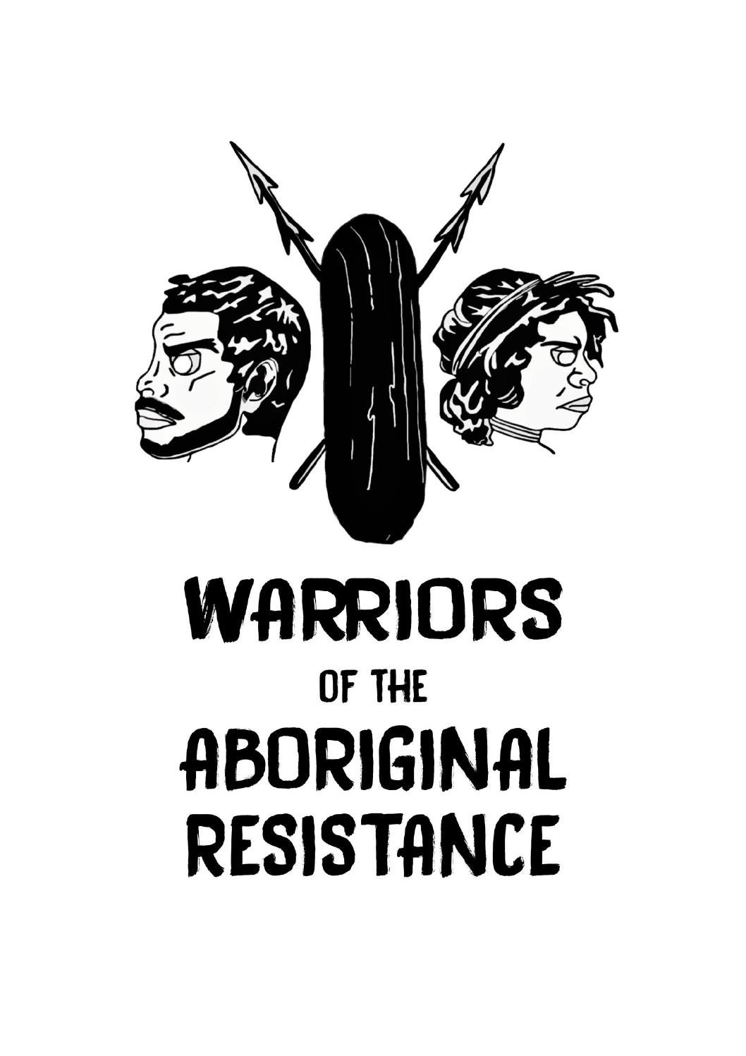 Warriors of the Aboriginal Resistance MANIFESTO by
