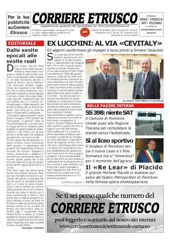 Corriere Etrusco n.83