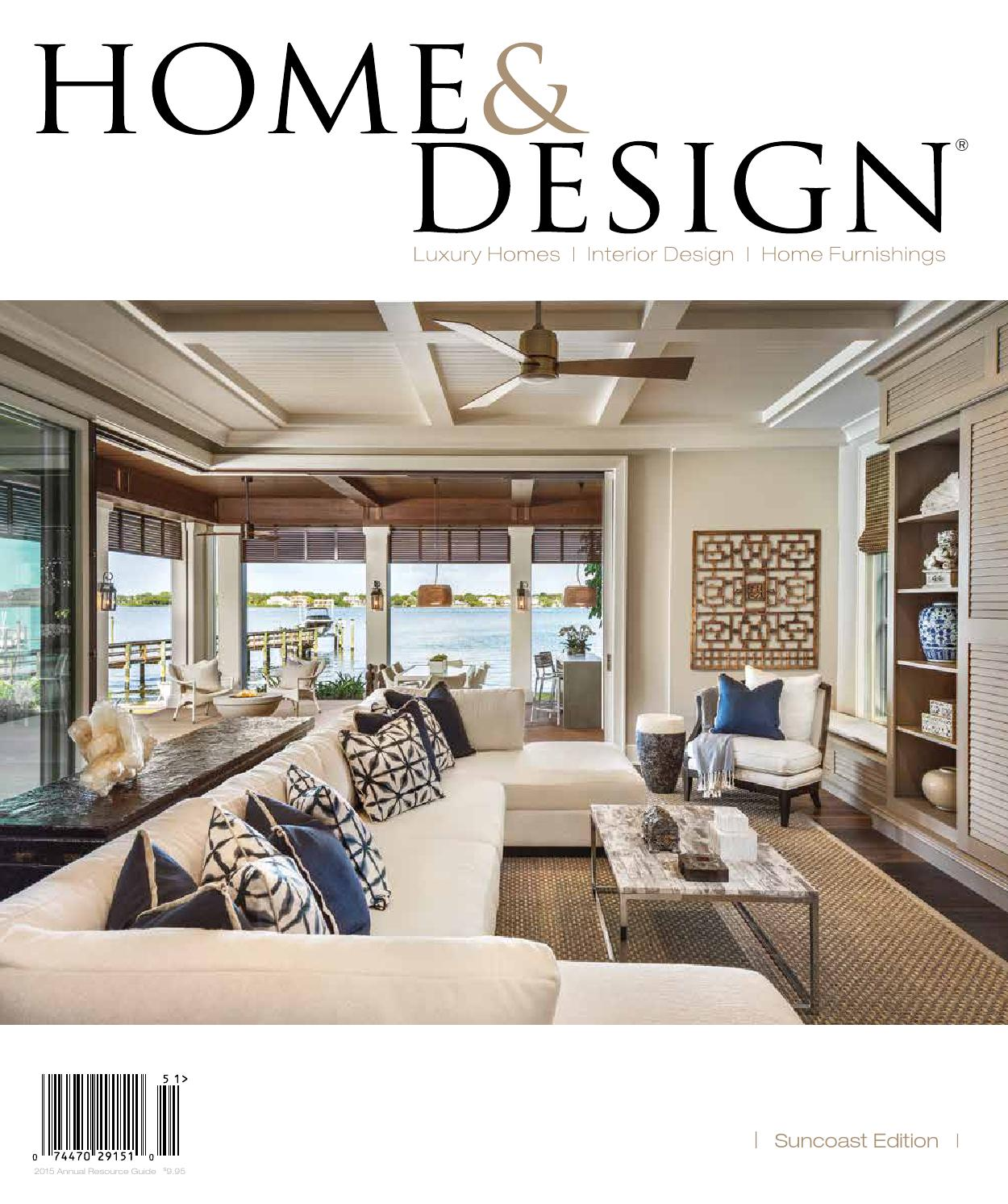 Home & Design Magazine  Annual Resource Guide 2015