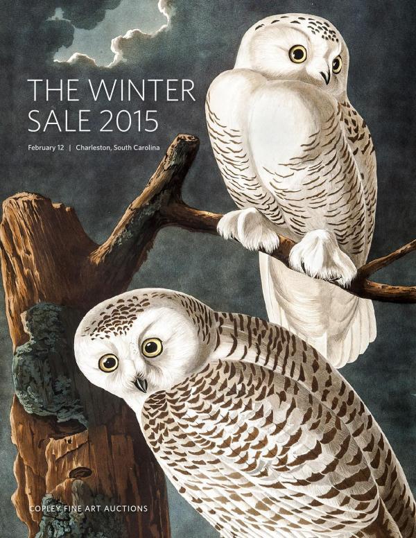 Winter 2015 Copley Fine Art Auctions