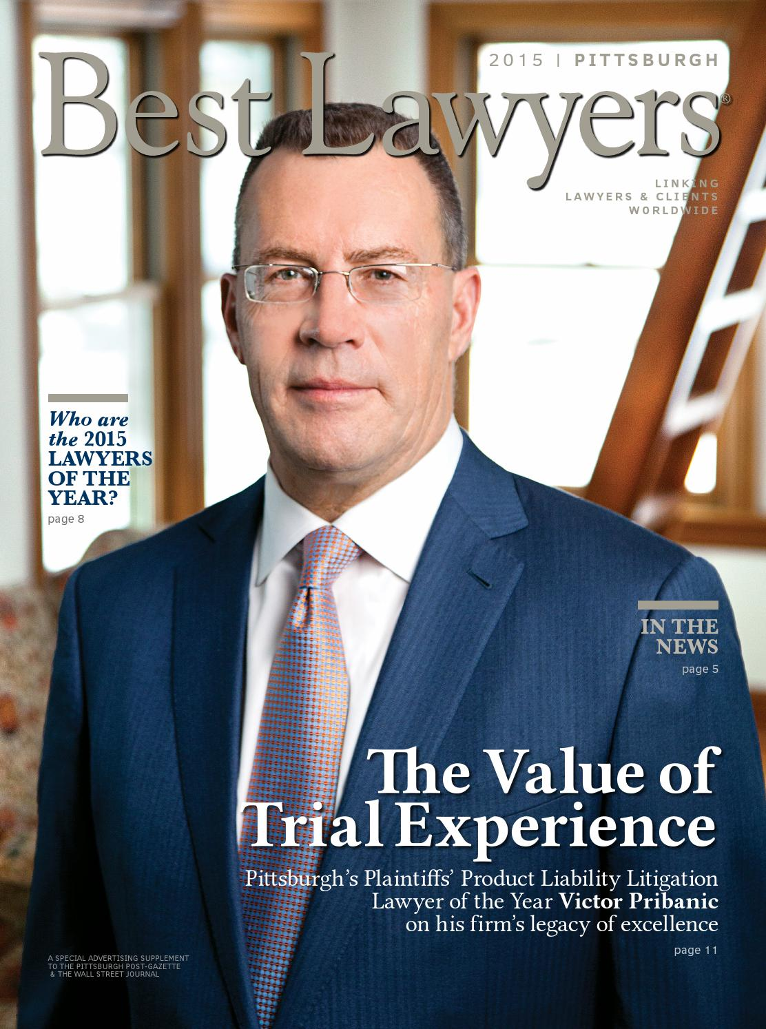 Best Lawyers in Pittsburgh 2015 by Best Lawyers  issuu