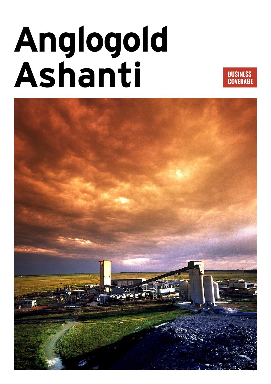 Anglogold Ashanti by Business Coverage  issuu