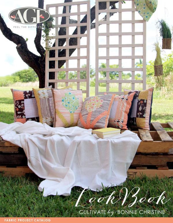 Cultivate Bonnie Christine Art Fabrics - Issuu