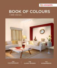 Ap book of colours by Asian Paints Limited
