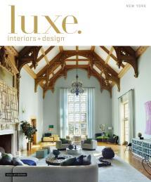 Luxe Magazine January 2016 York Sandow Media Llc