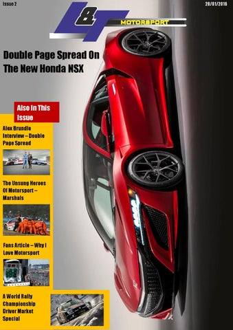 L&T Motorsport - January Edition - Issue 2