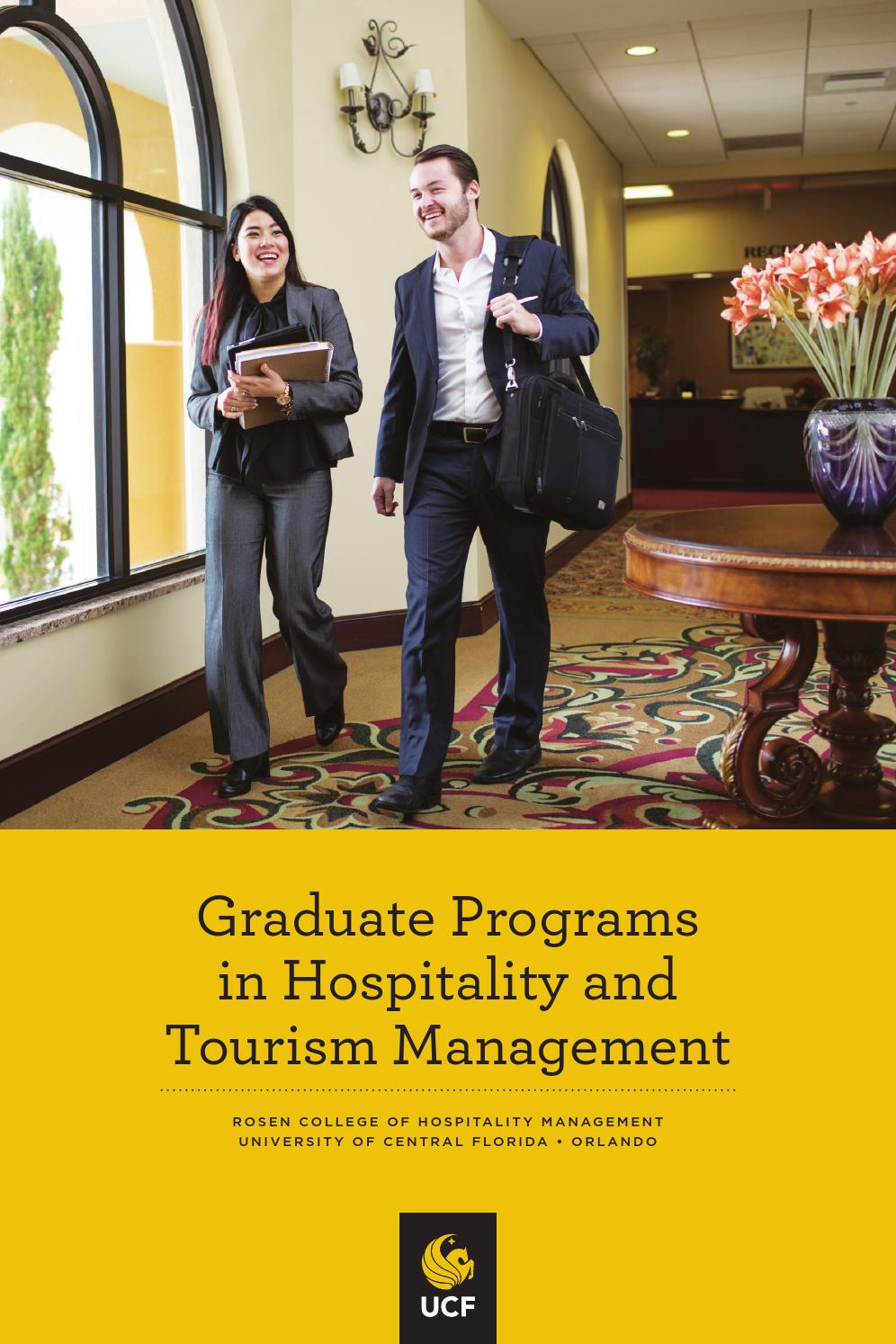 Ucf Rosen College Graduate Programs In Hospitality And