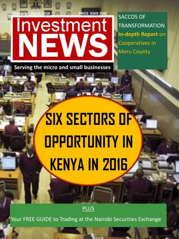 Investment News Magazine - Feb-Mar 2016
