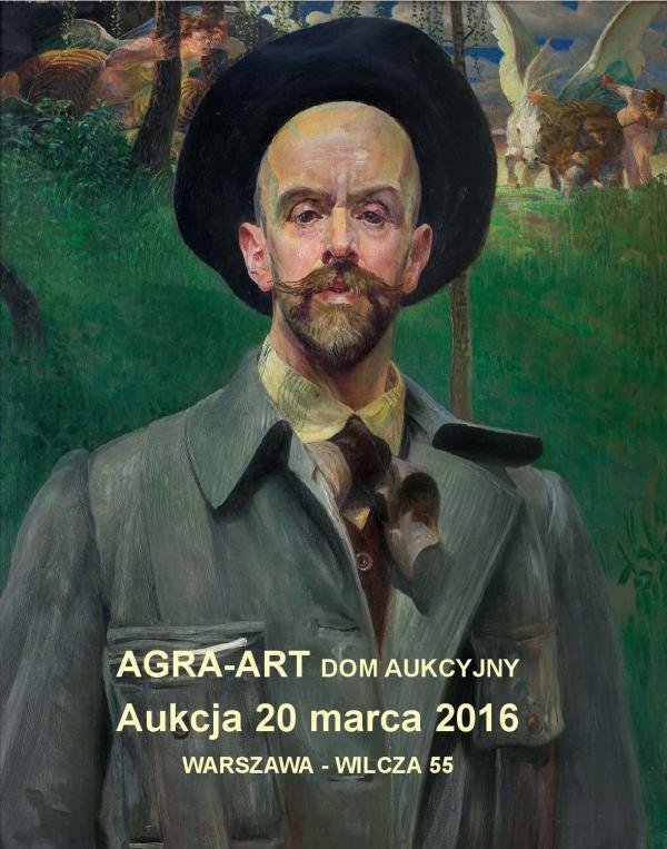 Katalog Aukcji Sztuki Dawnej 20 Marca 2016 Agra-art