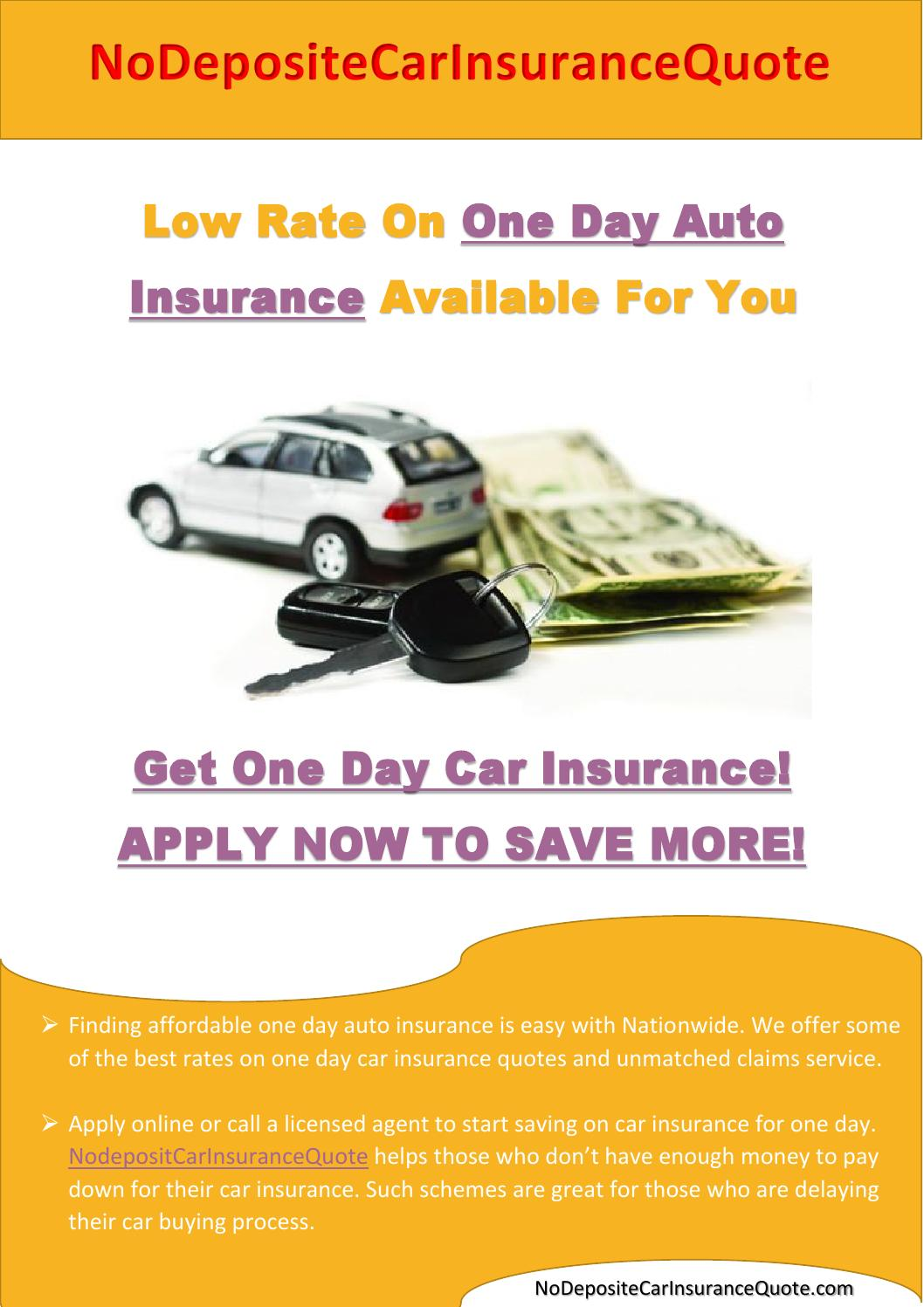 Auto Lowest Insurance Rates