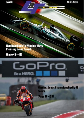 L&t Motorsport - July Edition - Issue 8