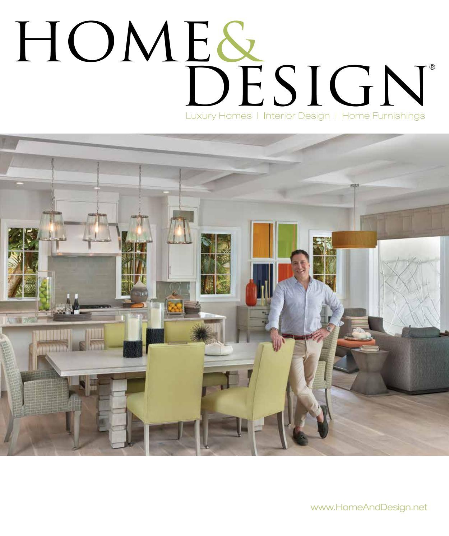 Home  Design Magazine 2016 Southwest Florida Edition by