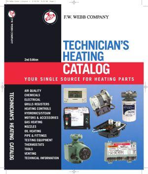 Technician's Heating Catalog by FW Webb Company  Issuu