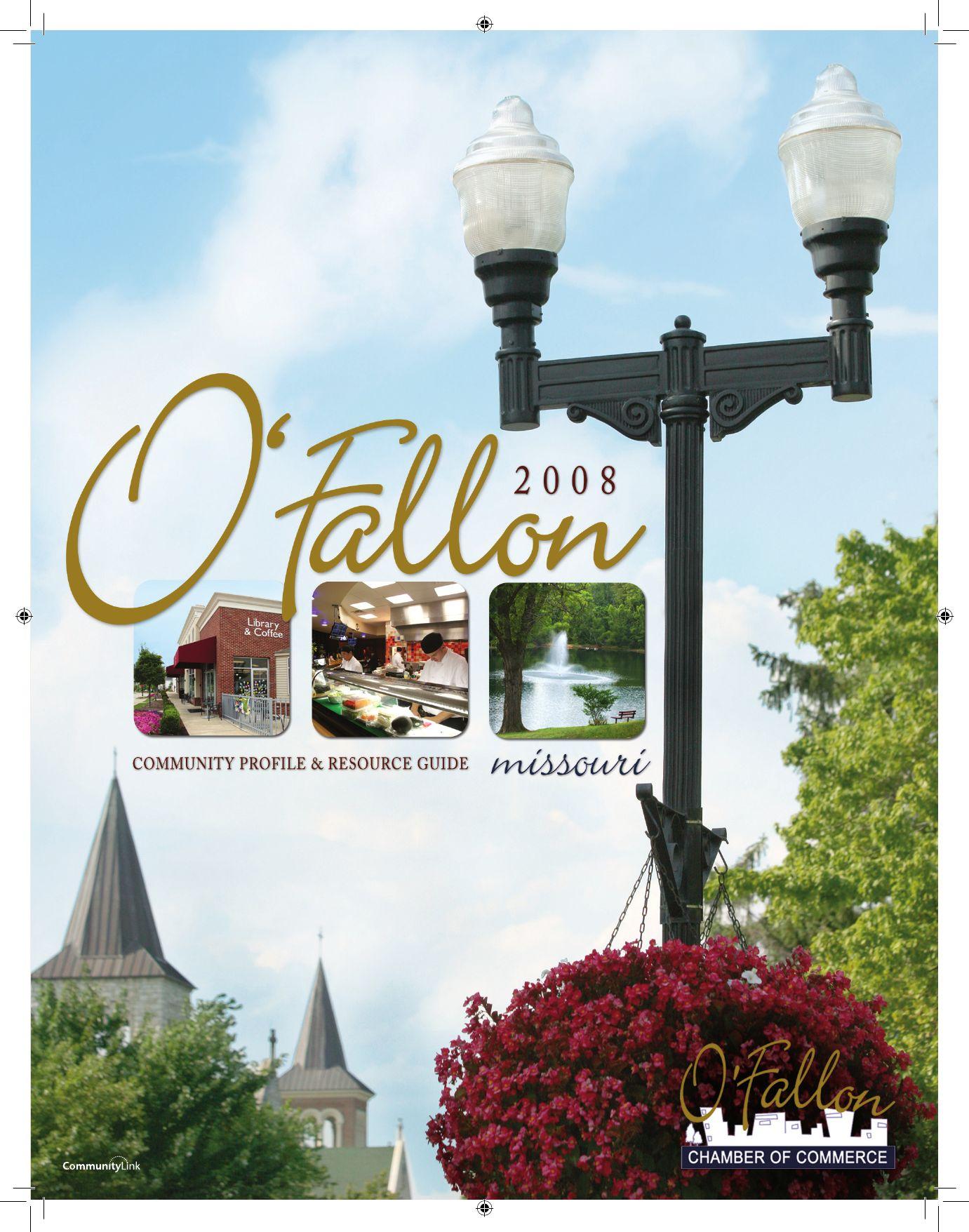 Citi O Fallon Mo : fallon, O'Fallon,, Community, Profile, Resource, Guide, Tivoli, Design, Media, Group, Issuu