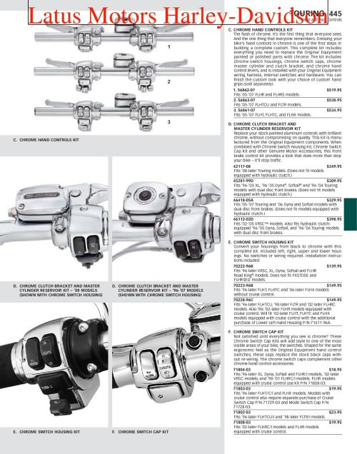 small resolution of part 2 harley davidson parts and accessories catalog by harley davidson of portland issuu
