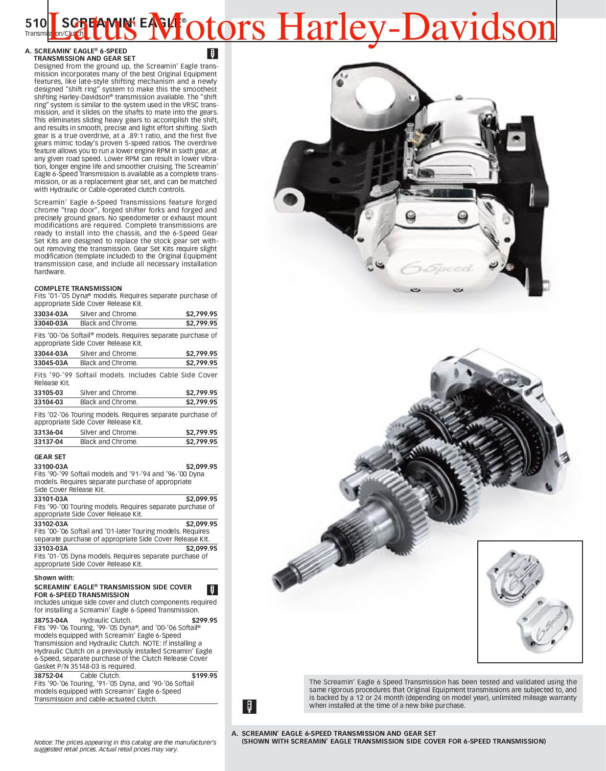 Harley Davidson 6 Speed Transmission Diagram : harley, davidson, speed, transmission, diagram, Harley-Davidson, Screamin', Eagle®, Parts, Accessories, Catalog, Harley-, Davidson, Portland, Issuu