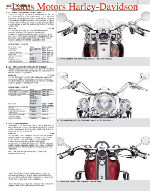 small resolution of harley davidson touring parts and accessories catalog by harley rh issuu com cj5 clutch diagram throw out bearing diagram