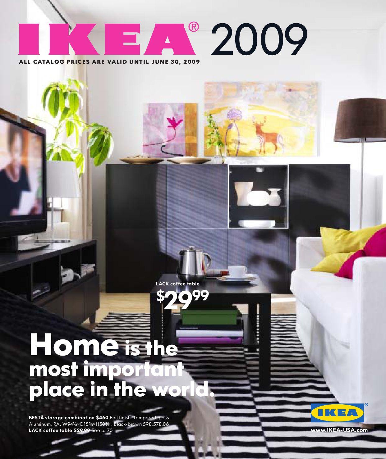 Ikea 2009 Catalogue By Muhammad Mansour Issuu