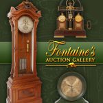 Antique Clock Watch Auction Fontaines Antique Clock And Watch Auction By Fontaine S Antique Auction Gallery Issuu