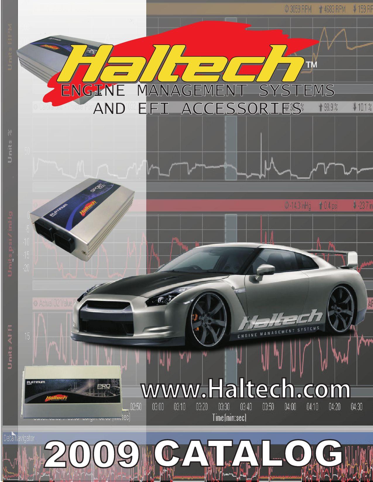 haltech interceptor platinum wiring diagram 2006 suzuki eiger 400 2009 engine management systems catalog by mike roberts issuu