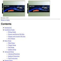 Haltech Interceptor Platinum Wiring Diagram Multiple Switch Light Sport 1000 33