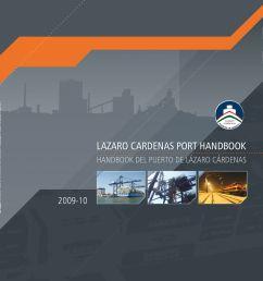 lazaro cardenas port handbook 2009 10 by land marine publications ltd issuu [ 1252 x 1754 Pixel ]