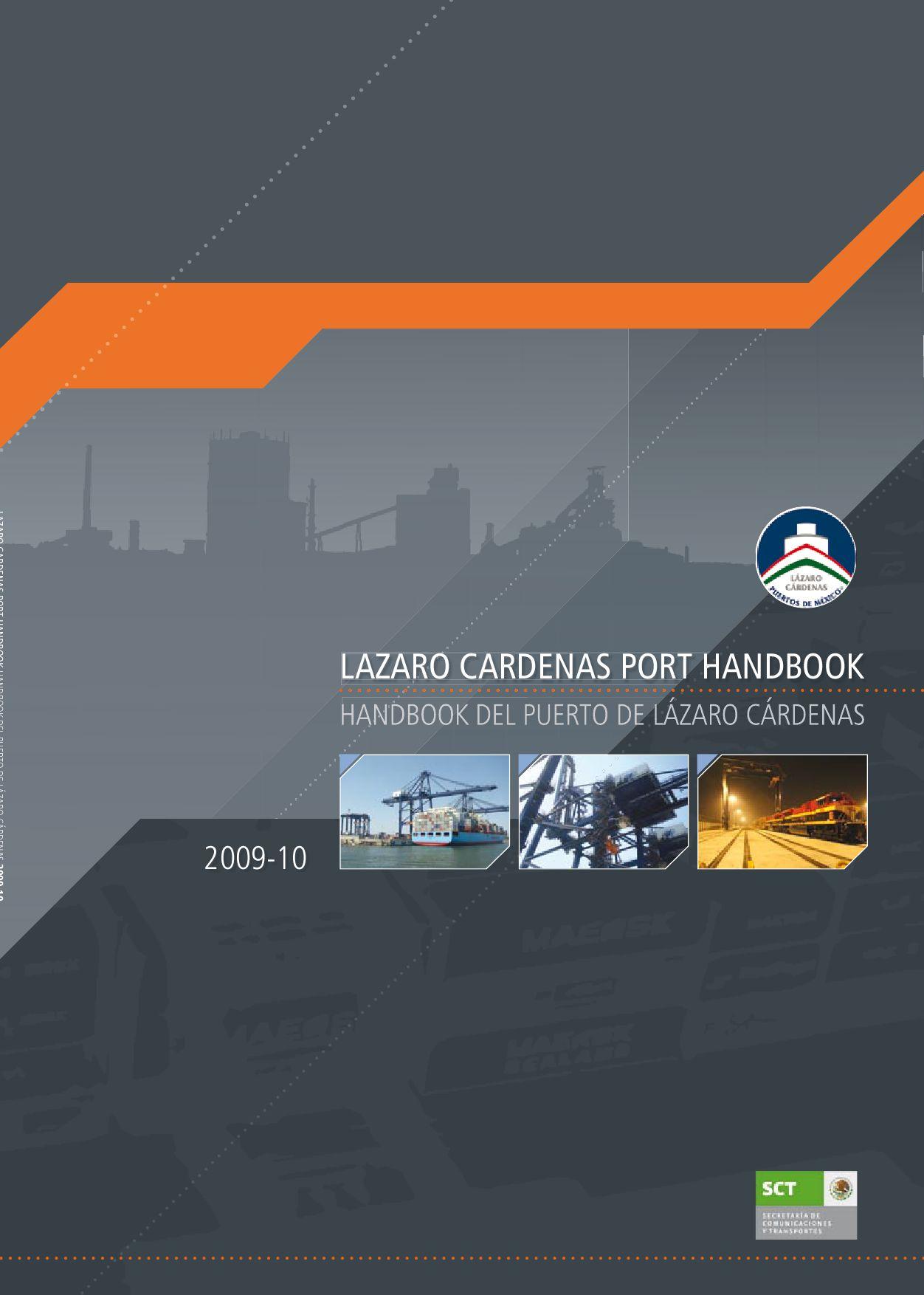 hight resolution of lazaro cardenas port handbook 2009 10 by land marine publications ltd issuu
