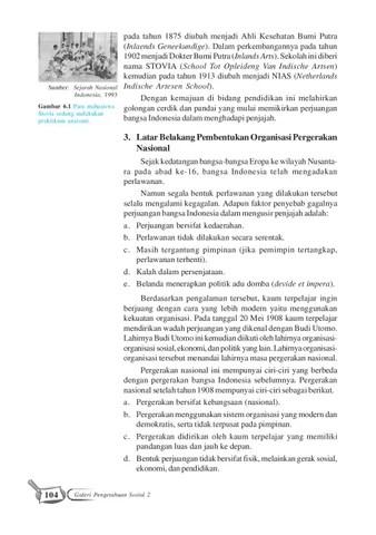 Ciri Pergerakan Nasional : pergerakan, nasional, Kelas08_galeri-pengetahuan-sosial-terpadu_sri-waluyo, Selagan, Issuu