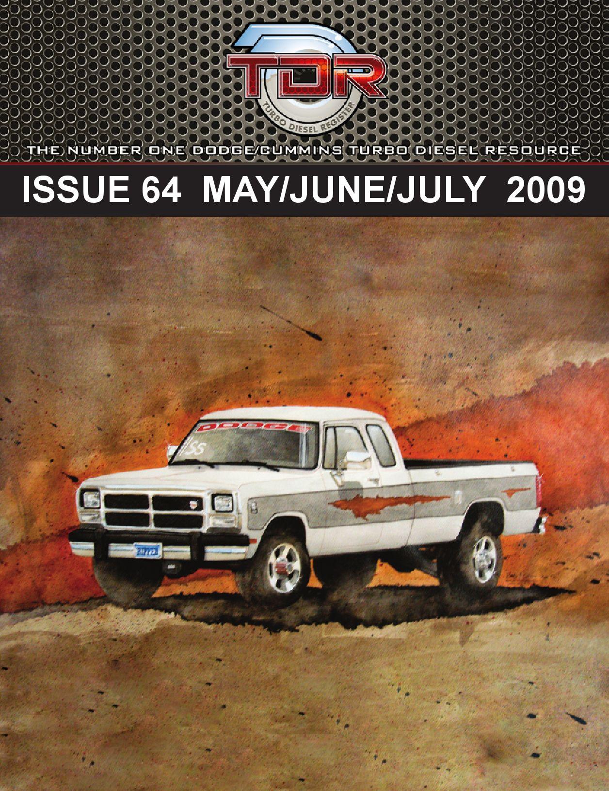 hight resolution of turbo diesel register issue 64