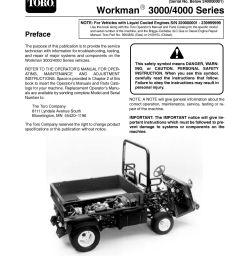 93808sl pdf workman 3000 4000 series s n below 240000000 rev g 2003 by negimachi negimachi issuu [ 1275 x 1650 Pixel ]