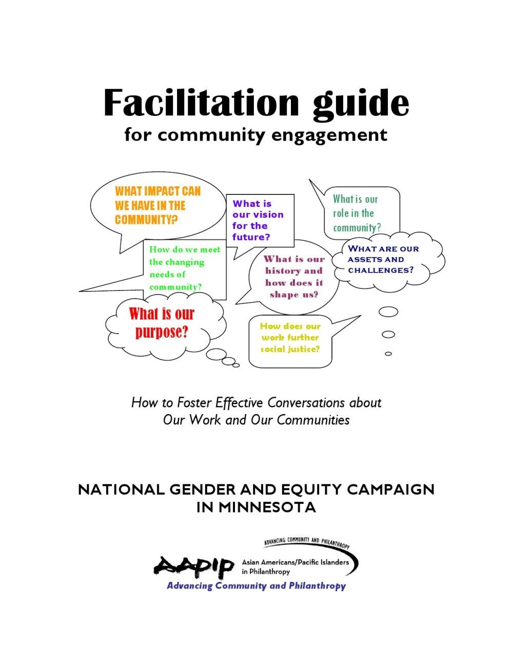 medium resolution of ngec facilitation guide for community engagement by gladys malibiran issuu