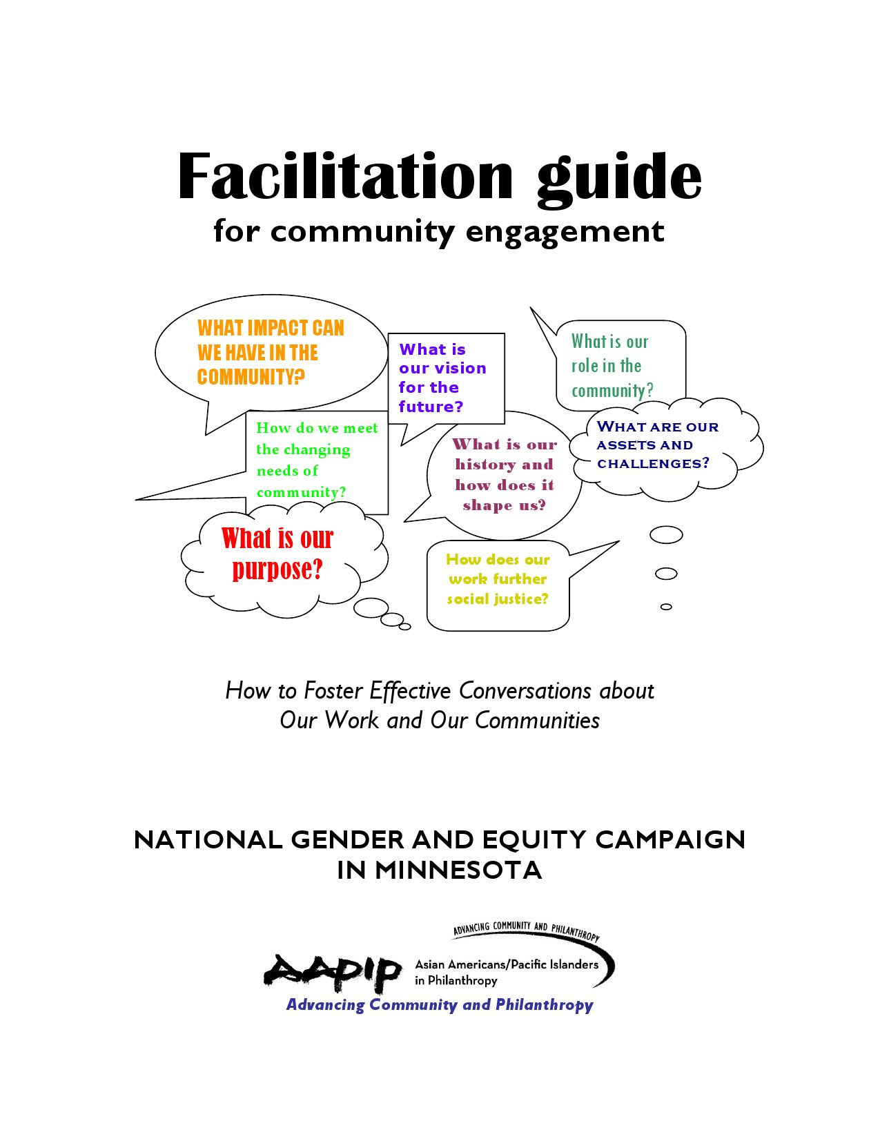 hight resolution of ngec facilitation guide for community engagement by gladys malibiran issuu