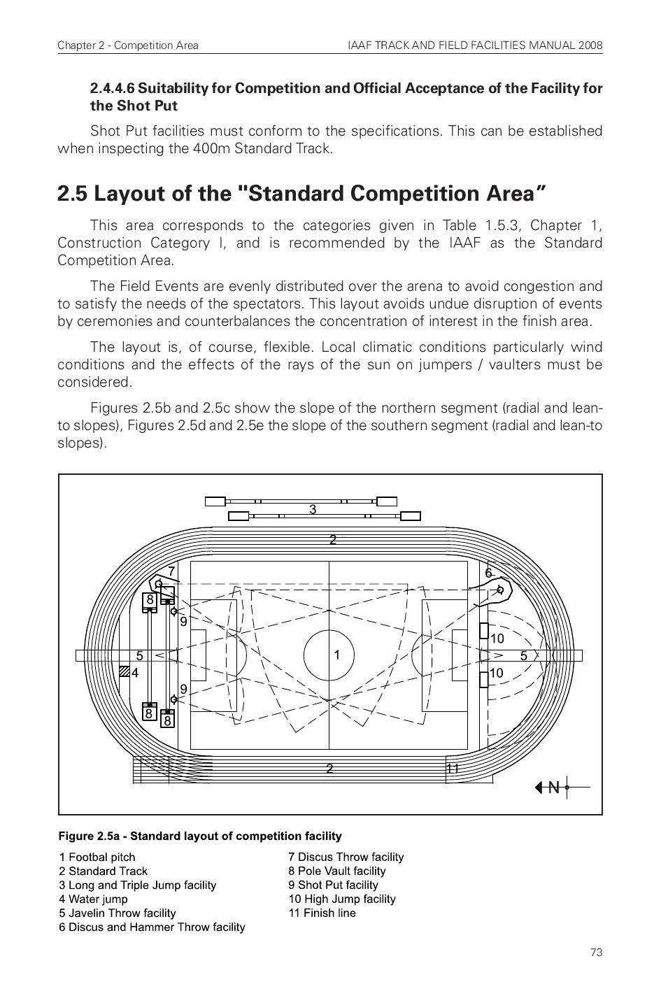 medium resolution of iaaf track and field facilities manual by comite nacional de jueces issuu
