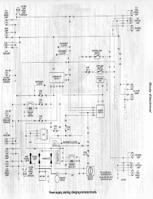 Mitsubishi Delica l300 '87'92 Wiring Manual by Felix  Issuu