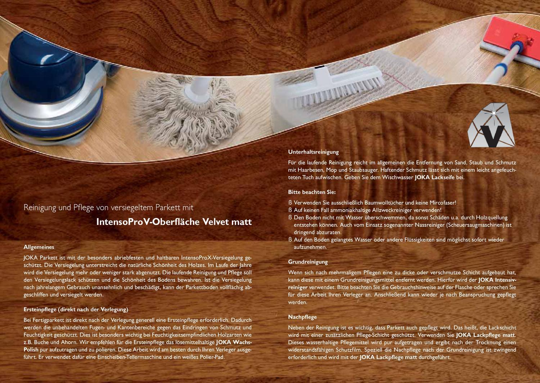 Reinigung Und Pflege Von Holzböden By W. & L. Jordan Gmbh - Issuu