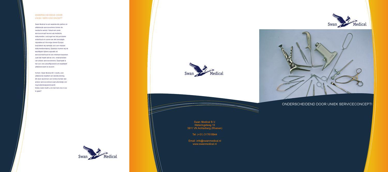 Swan Medical by Erika Steensma - issuu