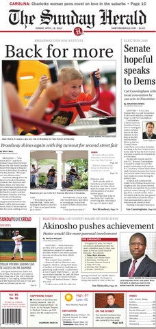 April 21 2010 By The Sanford Herald Issuu