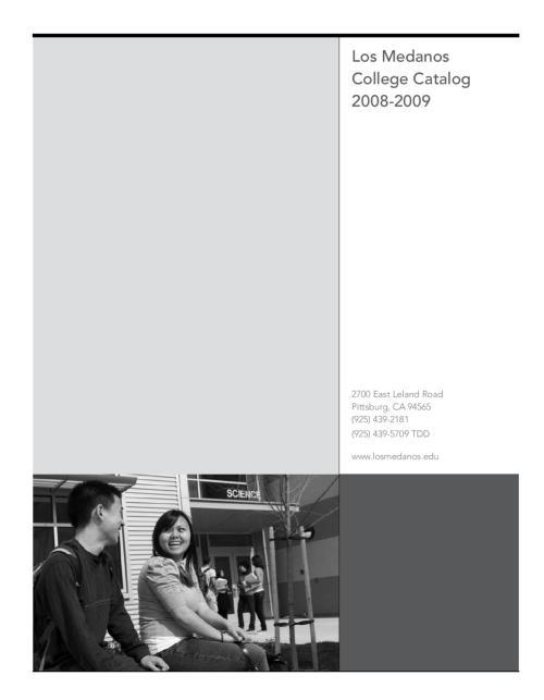 small resolution of Los Medanos College Catalog 2008-2009 by Los Medanos College - issuu